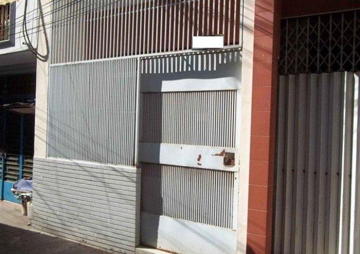 Bán nhà hẻm 4m Trần Bình Trọng, Q5. Dt: 3.8x24m, NH 4.5m, 1 lầu