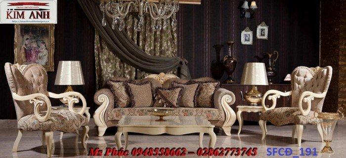 Sofa tân cổ điển phòng khách ms SFCĐ_207 màu hồng pastel giá ưu đãi31