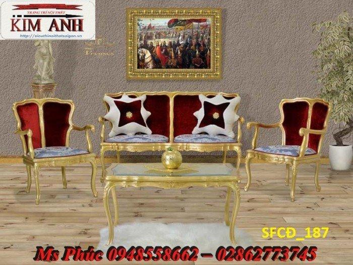 Sofa tân cổ điển phòng khách ms SFCĐ_207 màu hồng pastel giá ưu đãi15