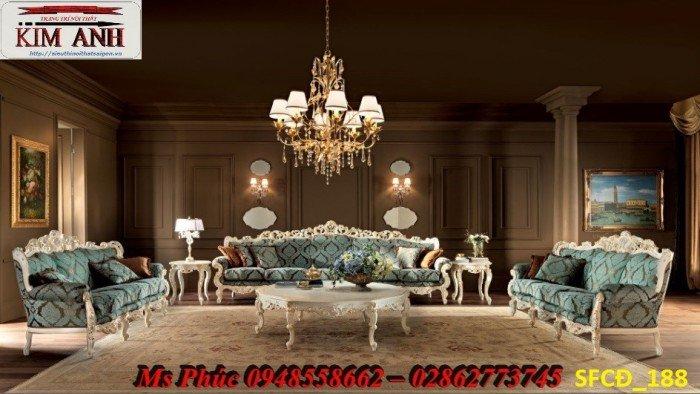 Sofa tân cổ điển phòng khách ms SFCĐ_207 màu hồng pastel giá ưu đãi28