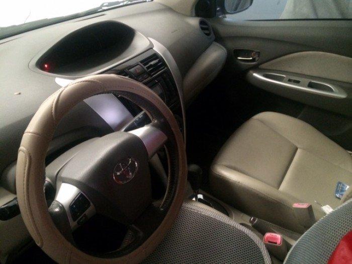 Toyota Vios sản xuất năm 2010 Số tự động Động cơ Xăng