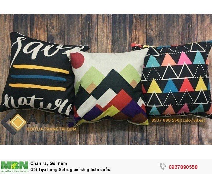 Gối Tựa Lưng Sofa, giao hàng toàn quốc giá sỉ9