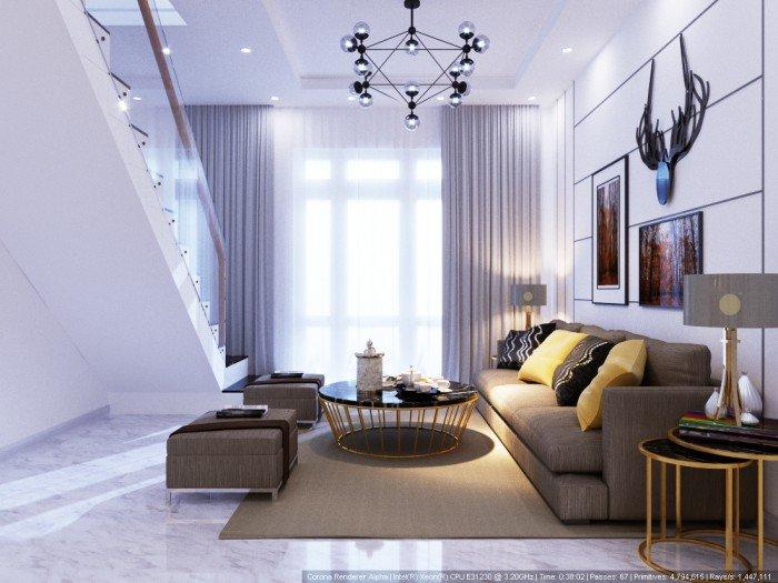 Cơ hội sở hữu nhà hoàn thiện  dịp cuối năm (có nội thất, dọn vào ở ngay)
