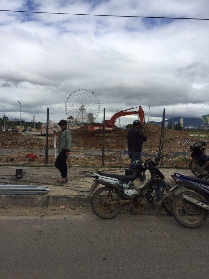 Đất nhà ven Sông Hàn, trung tâm Đà Nẵng
