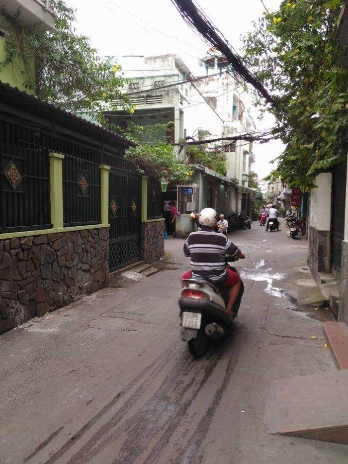 Bán nhà Cách Mạng Tháng 8 Tân Bình, HXH 72m