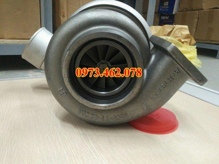 Turbo tăng áp máy xúc Komatsu PC300-8