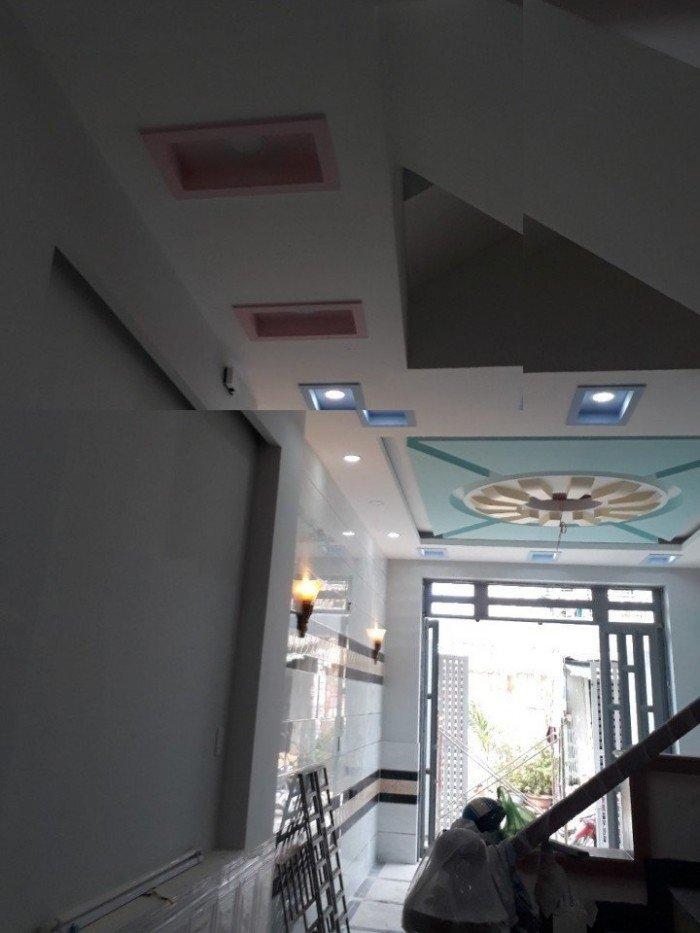 Bán nhà đường số 1 Trần Văn Giàu