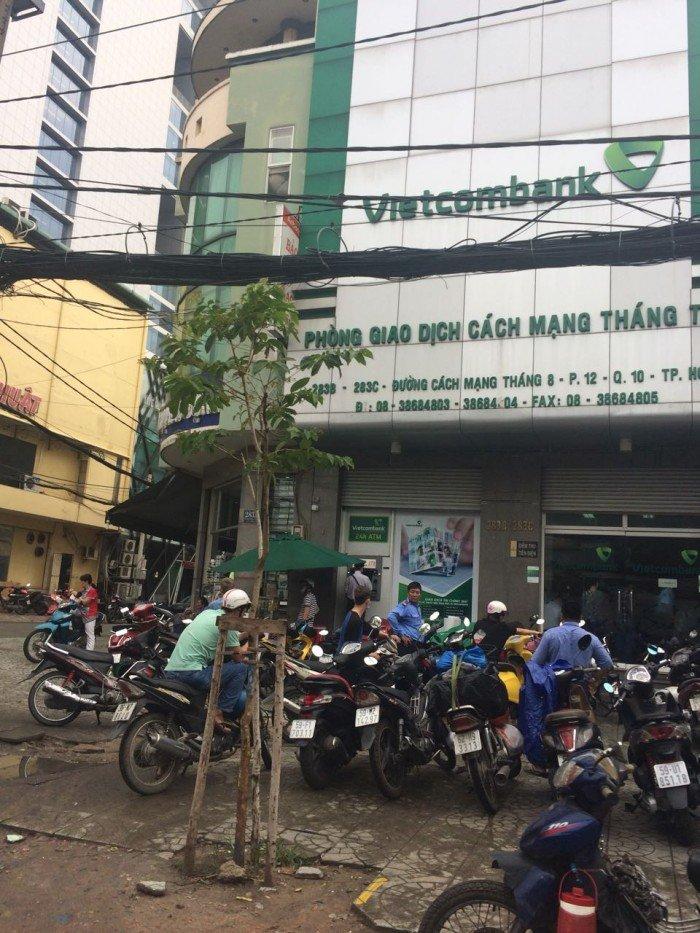 Bán nhà MT Trần Phú góc Trần Bình Trọng, quận 5, DT 5.2 x 10m, 4 tầng