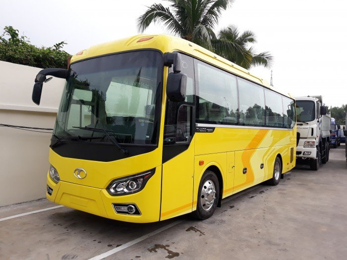 Mua bán Thaco TB85S, 6 bầu hơi, xe khách 34 chỗ, 29 chỗ dài 8,5m, hỗ trợ trả góp 70%, giá cả ưu đãi