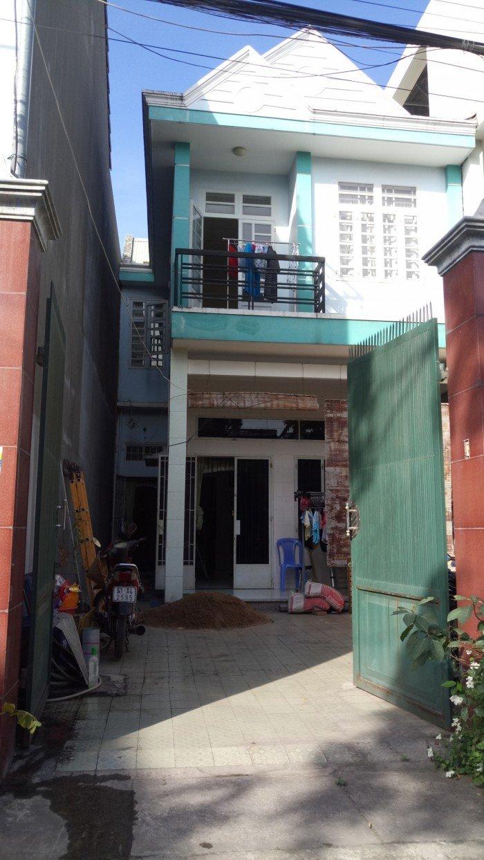 Bán nhà 2 mặt tiền đường nội bộ, phường Tân Hiệp, Tp.Biên Hòa