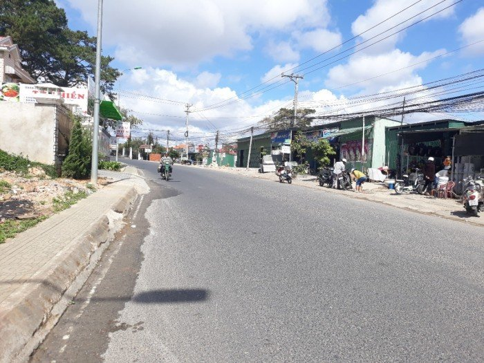 Bán Đất đường KQH Thái Lâm, Phường 3, Đà Lạt 181,78m