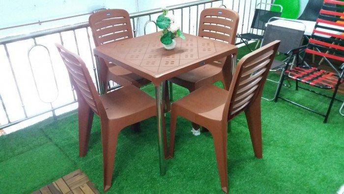 Bàn ghế nhựa cao cấp giá rẻ. Liên hệ: 0906843059 Lê Hoàng (24/24)0