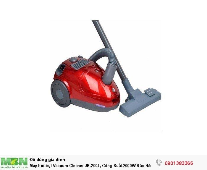 Máy hút bụi Vacuum Cleaner JK-2004, Công Suất 2000W Bảo Hành 12 Tháng - MSN383244