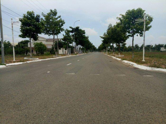 Dự án đất nền phố thương mại chợ Long Điền