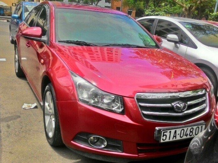 Cho thuê xe tự lái Daewoo Dcx 2013 giá cực rẻ