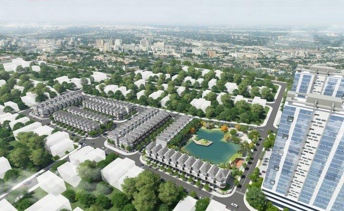 Bán khu biệt thự quận 7 liền kề khu đô Phú Mỹ Hưng