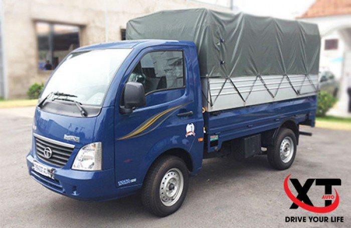 Xe tải Tata 990KG máy xăng