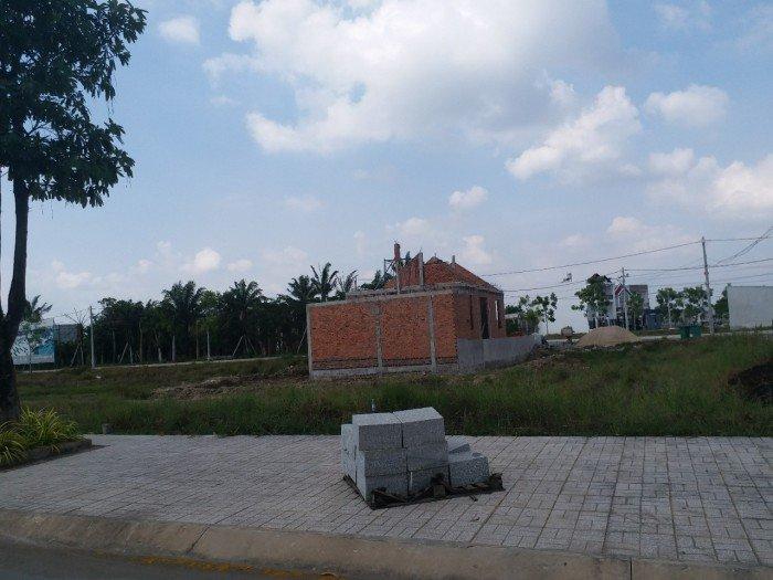 Bán lô đất đường Nguyễn Văn Bứa, Hóc Môn, SHR