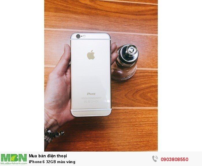 IPhone 6 32GB màu vàng1