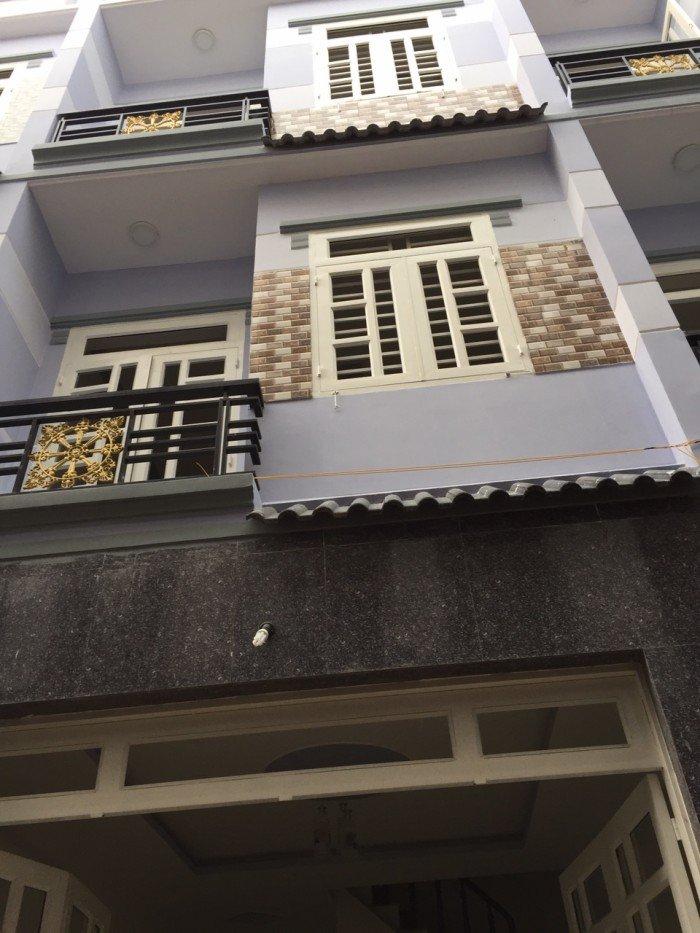 Nhà 3PN mới xây, 52 Đường số 1, Tân Tạo A, Bình Tân