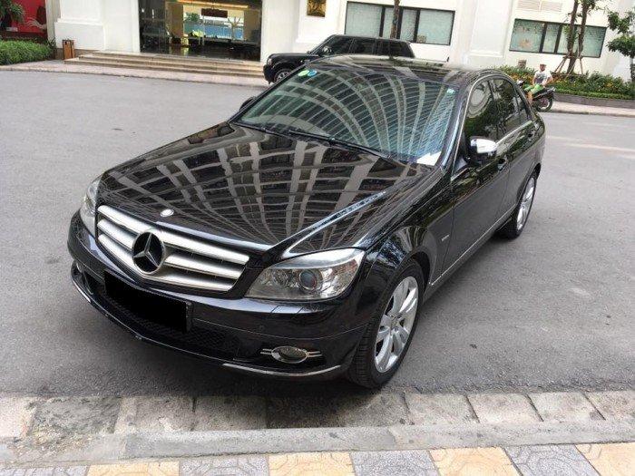 Mercedes-Benz C230 sản xuất năm 2008 Số tự động Động cơ Xăng