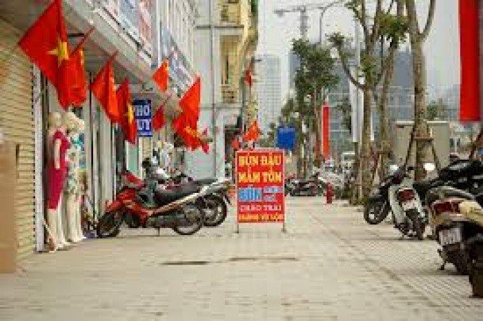 Bán nhà mặt phố Lê Trọng Tấn, diện tích lớn, không gian rộng, kinh doanh tốt