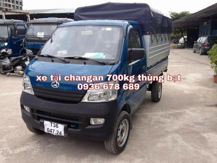 Xe tải nhẹ veam changan 700kg giá rẻ nhất toàn quốc