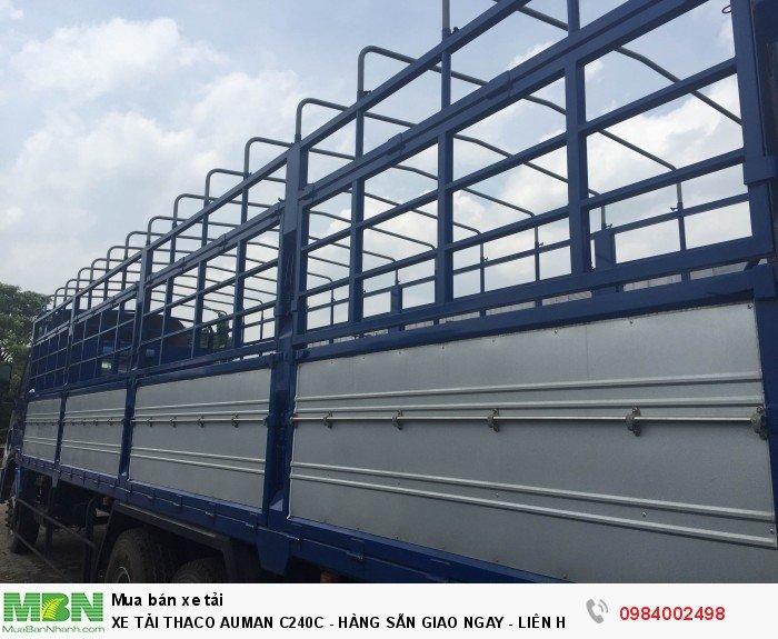 Xe Tải Thaco Auman C240C - Hàng Sẵn Giao Ngay
