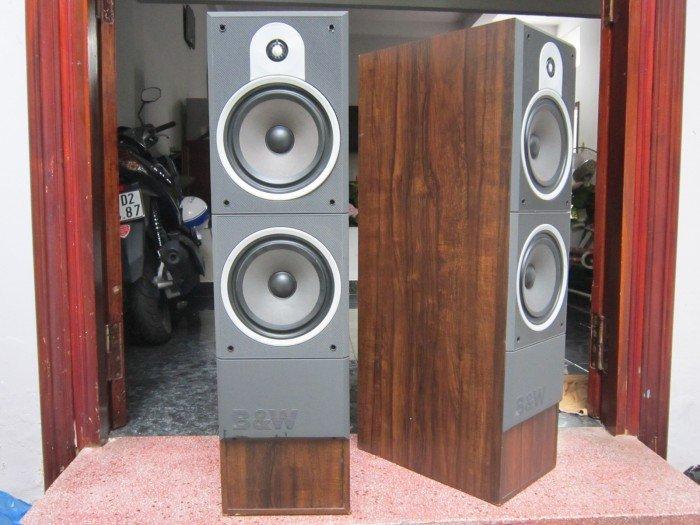Loa B&W DM 580 (Made in England)7