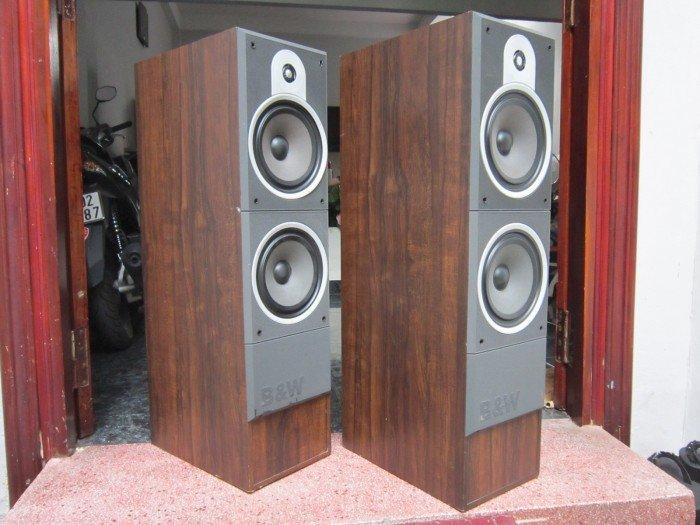 Loa B&W DM 580 (Made in England)6