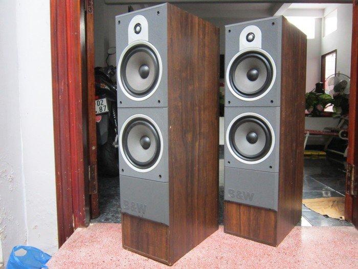 Loa B&W DM 580 (Made in England)5