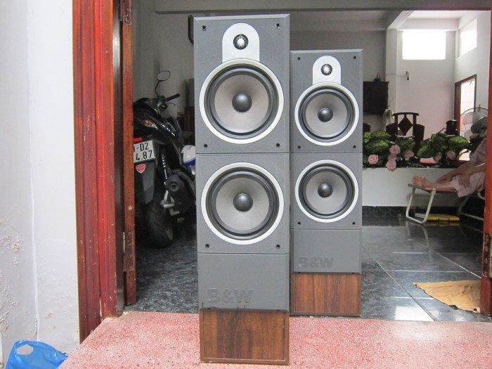 Loa B&W DM 580 (Made in England)3