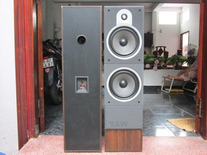 Loa B&W DM 580 (Made in England)1