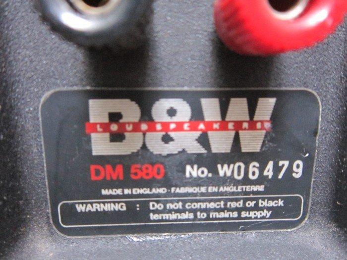 Loa B&W DM 580 (Made in England)0