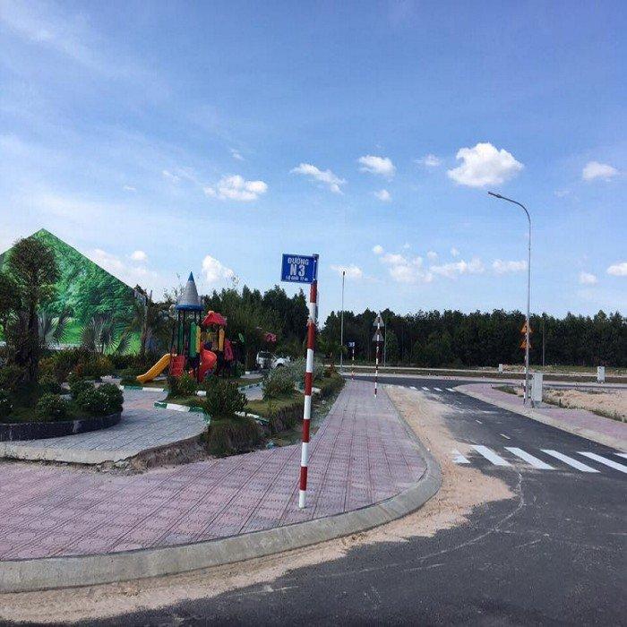 Đất cổng Bắc sân bay Long Thành chỉ 500tr/ nền