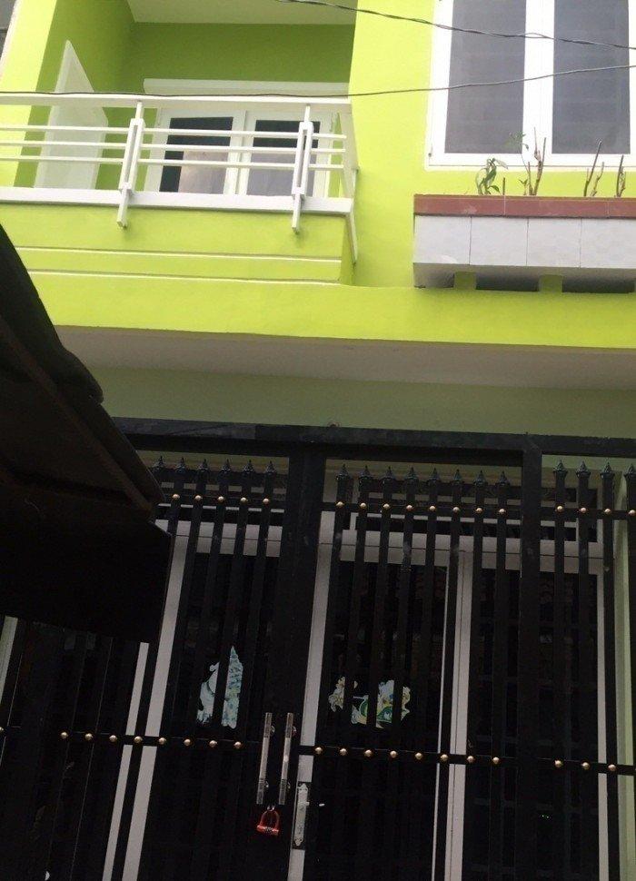 Nhà hẻm sau trường Kim Đồng đường Liên khu 4-5, Bình Hưng Hòa B