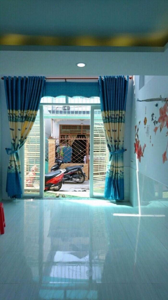 Bán nhà hẻm 3 gác 1T1L2L Lê Đức Thọ, Gò Vấp.