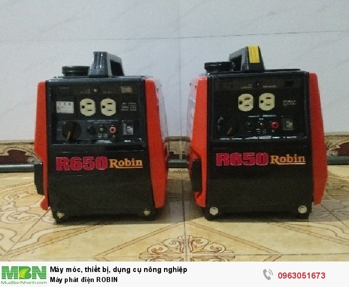 Máy phát điện ROBIN