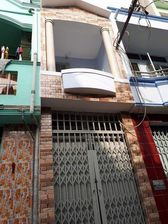 Nhà nhỏ sổ hồng riêng 588/109 Tỉnh Lộ 10, gần chợ Cây Da Sà mới