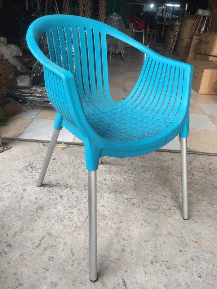 Ghế nhựa chân sắt kinh doanh cafe, đủ màu sắc. Liên hệ: 0906843059 Lê Hoàng (24/24)0