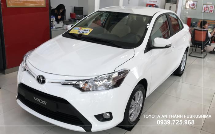 Toyota vios 2018, Nhiều khuyến mãi tri ân khách hàng