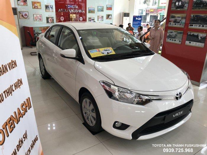 Toyota Vios 1.5E 2018 Số Sàn Màu Trắng (040), Tiện Lợi Khi Kinh Doanh, Bảo Hiểm - Phụ Kiện - Tiền Mặt