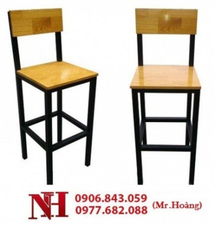 Ghế gỗ cho quán bar, nhà hàng. Liên hệ: 0906843059 Lê Hoàng (24/24)0