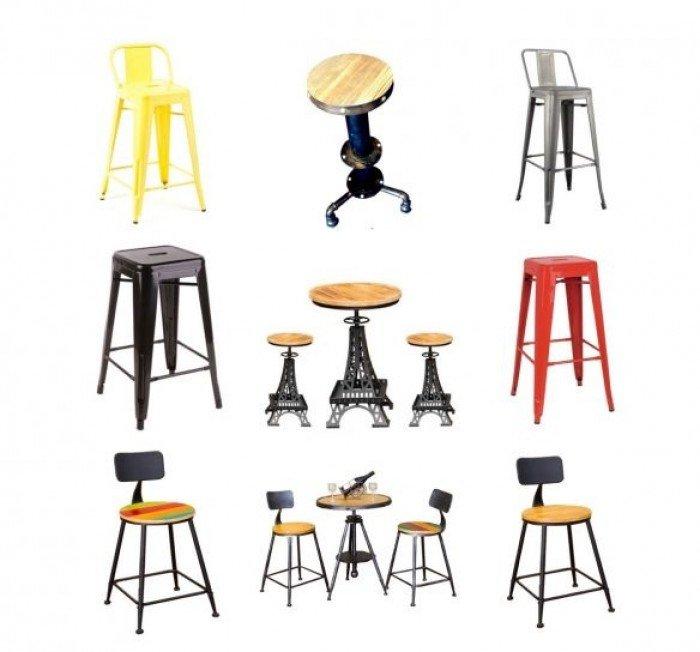 Mẫu ghế mới cho quán bar, quán ăn. Liên hệ: 0906843059 Lê Hoàng (24/24)0