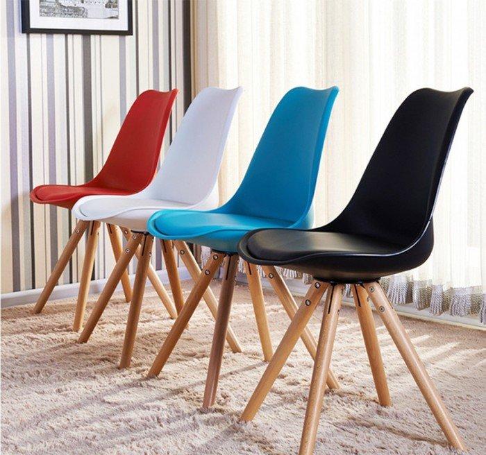 Ghế nhựa chân gỗ cho văn phòng. Liên hệ: 0906843059 Lê Hoàng (24/24)0