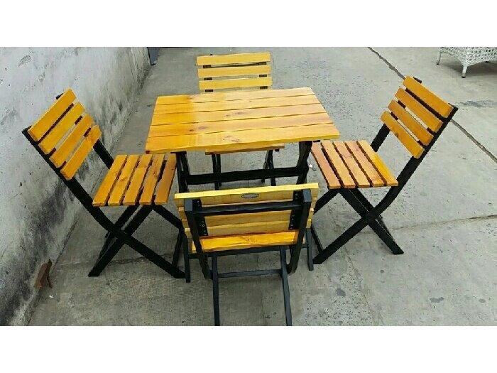 Bộ bàn ghế được ưa chuộng khi kinh doanh quán nhậu, quán ăn. Liên hệ: 0906843059 Lê Hoàng (24/24)0