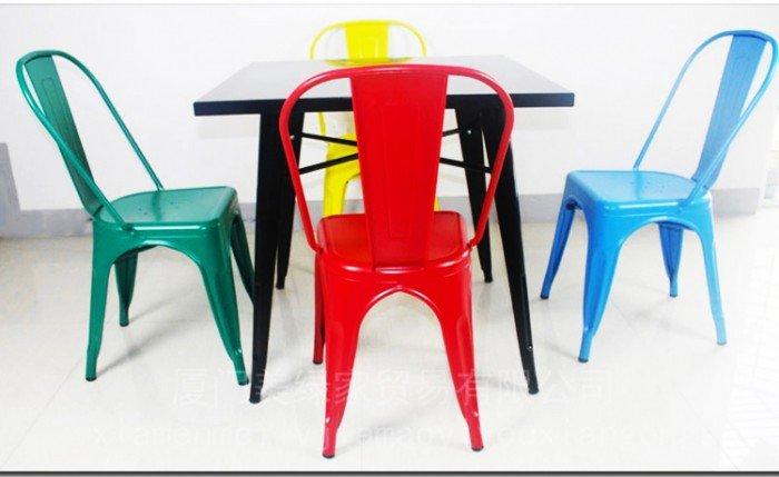 Bộ bàn ghế Tolix. Liên hệ: 0906843059 Lê Hoàng (24/24)0