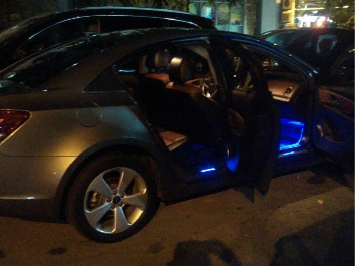 Cho thuê chiếc Daewoo Cdx 2011 giá cực rẻ tại tphcm
