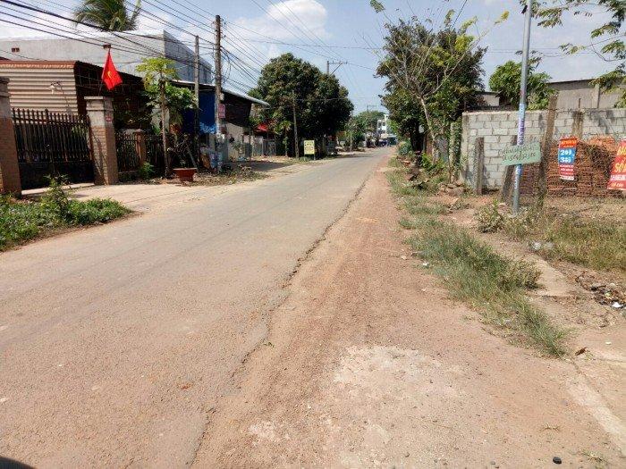Bán nhà chợ cầu 2 Tân Phước Đồng Phú Bình Phước