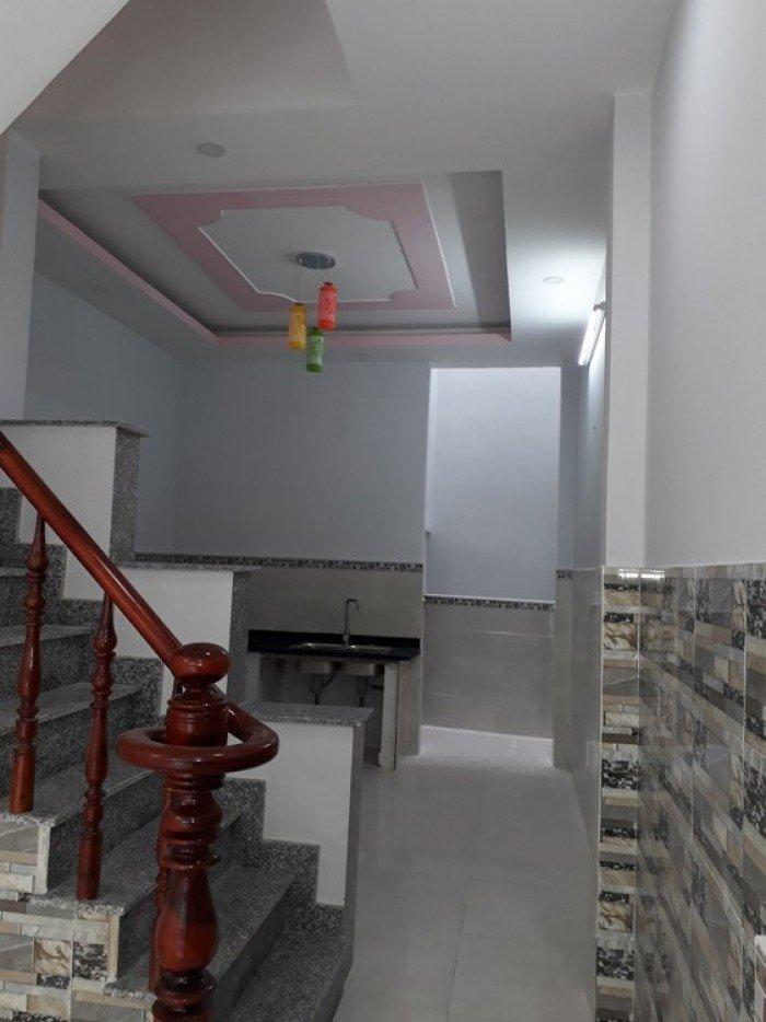 Nhà nguyên căn, 1 trệt 3 lầu, 80m2 HXH ở TL10, BTân